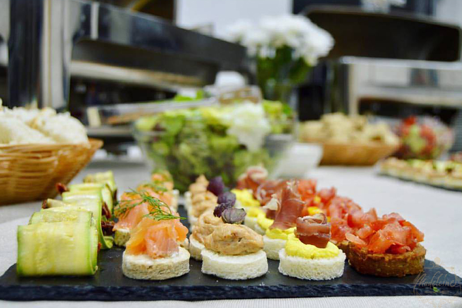Canapes for All Types of Events